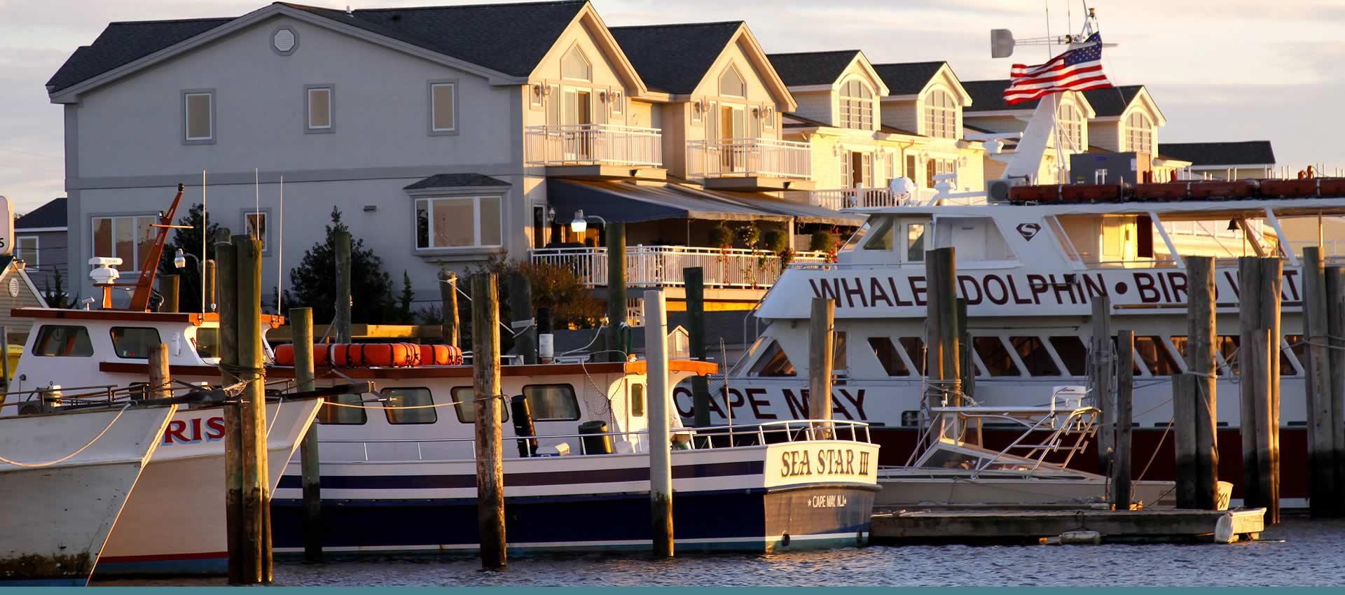 Cape-May-Harbor
