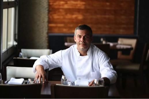 Chef Owner Lulzim Rexhepi